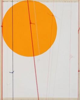 Abstracto III 31x44cm Mixed-Media 2018